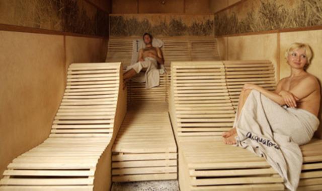 Sauna kraeutersauna