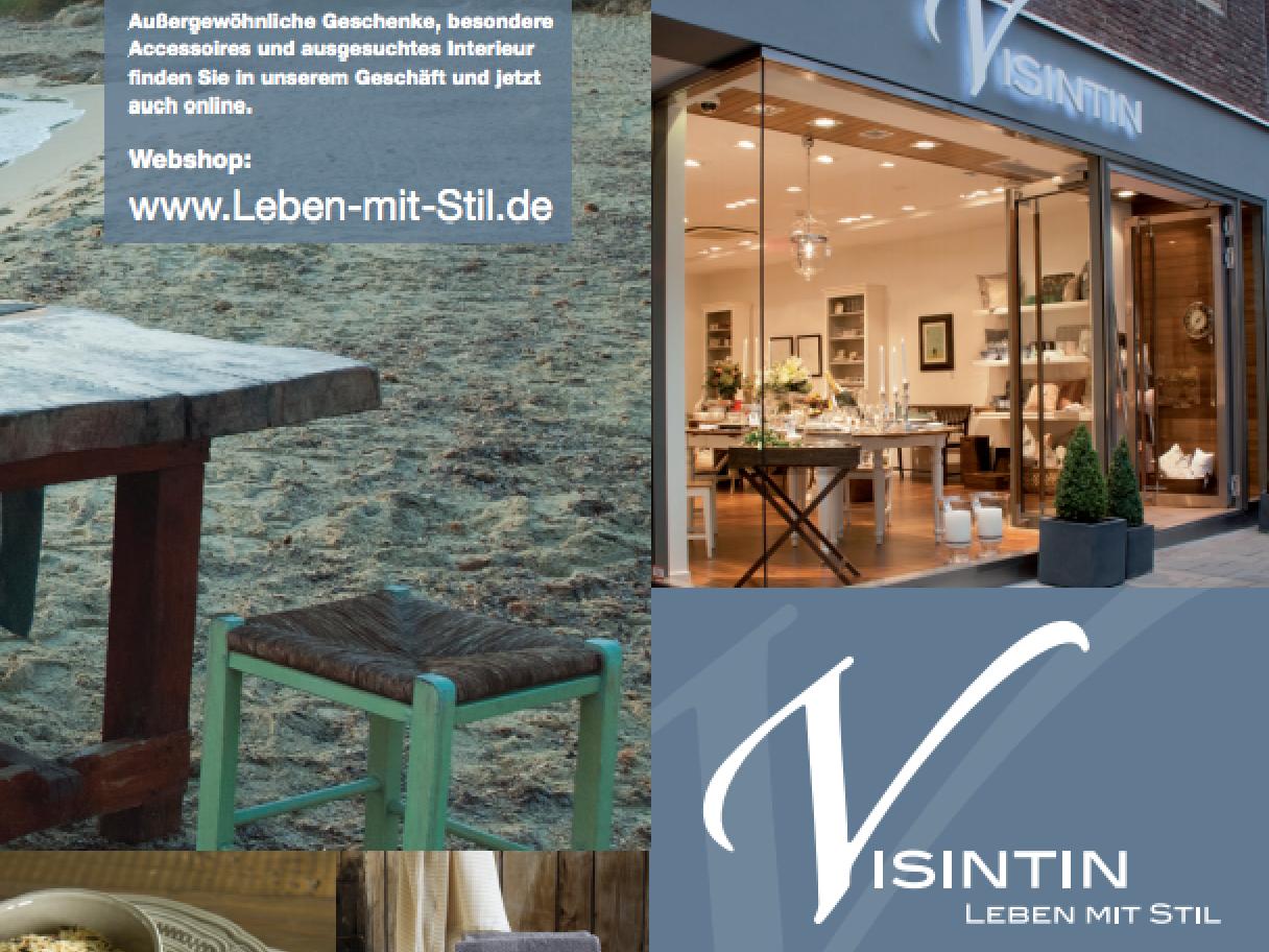 Visintin – Leben mit Stil, Fashion & Lifestyle in Niederrhein ...